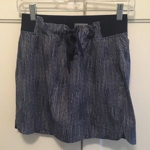 Athleta athletic skirt Sz 2